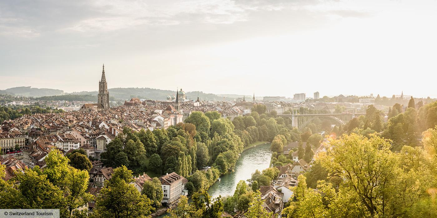 Bern © Switzerland Tourism