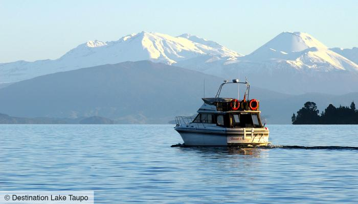 Lake Taupo © Destination-Lake-Taupo