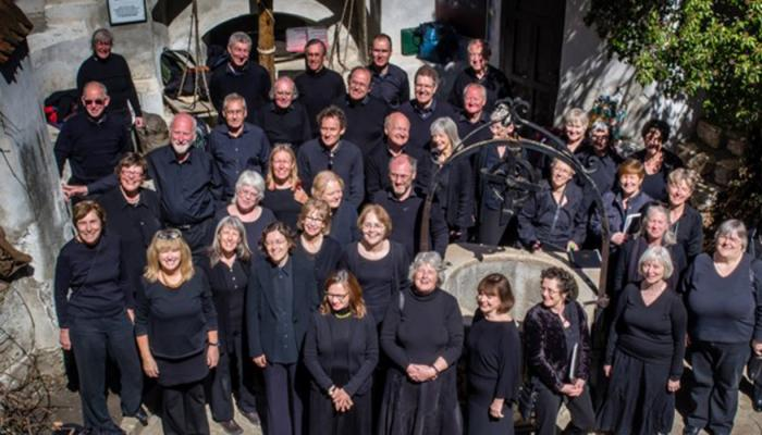 Twickenham Choral Society at Bran Castle